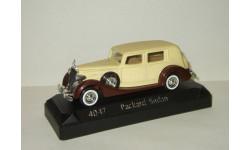 Паккард Packard Sedan 1937 Solido 1:43 4047 БЕСПЛАТНАЯ доставка