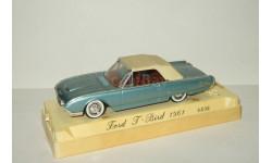 Форд Ford Thunderbird 1961 Solido 1:43 4505 БЕСПЛАТНАЯ доставка
