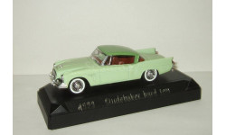 Studebaker Silver Hawk 1957 Solido 1:43 Made in France БЕСПЛАТНАЯ доставка