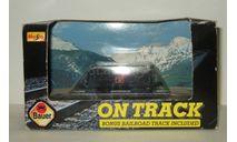 Набор Вагон Грузовой Berlington Route 1999 Maisto 1:87 Раритет БЕСПЛАТНАЯ доставка, железнодорожная модель, scale87