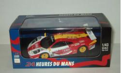 Макларен McLaren F1 GTR Le Mans 1998 PIRELLI IXO 1:43 LMM110 БЕСПЛАТНАЯ доставка, масштабная модель, IXO Road (серии MOC, CLC), scale43