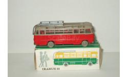 автобус Икарус Ikarus 31 1959 Сделано в ГДР Espewe Modelle 1:87 БЕСПЛАТНАЯ доставка