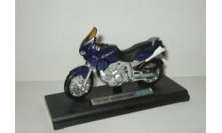 мотоцикл Cagiva Navigator 1000 2001 Welly 1:18 БЕСПЛАТНАЯ доставка