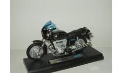 мотоцикл БМВ BMW R 100 S 1995 Welly 1:18 БЕСПЛАТНАЯ доставка