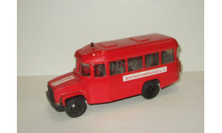 автобус Кавз 3976 1995 Пожарный Компаньон 1:43 БЕСПЛАТНАЯ доставка, масштабная модель, scale43