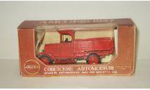 Амо Ф15 1927 Красный Металл сделано в СССР Рославль 1:43 БЕСПЛАТНАЯ доставка, масштабная модель, scale43
