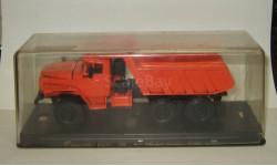 Урал 55571 6х6 Самосвал 1979 сделано в СССР Арек Элекон 1:43 БЕСПЛАТНАЯ доставка, масштабная модель, scale43