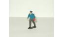 Фигурка Человек Полицейский Police Brumm 1:43 Made in Italy, фигурка, scale43