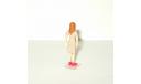 Фигурка Человек Женщина Девушка 3 Brumm 1:43 Made in Italy, фигурка, scale43