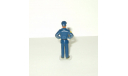 Фигурка Человек Полицейский Констебль начальник Лондон Police Brumm 1:43 Made in Italy, фигурка, scale43