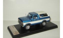 Форд Ford Bronco 1978 4x4 PremiumX 1:43 PRXD045 БЕСПЛАТНАЯ доставка, масштабная модель, 1/43, Premium X