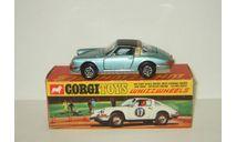 Порше Porsche 911 S Targa 1979 Corgi 1:43 Made in GT Britain БЕСПЛАТНАЯ доставка, масштабная модель, scale43