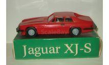 Ягуар Jaguar XJS V12 1989 Ремейк сделано в ГДР 1:24 Редкий цвет БЕСПЛАТНАЯ доставка, масштабная модель, СССР, scale24