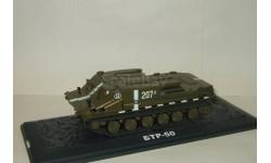 БТР 50  Бронетранспортёр 1953 СССР SSM Наши танки Modimio 1:43