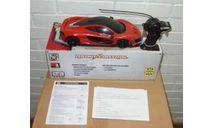 игрушка МакЛарен П1 McLaren P1 2014 Радиоуправляемый Maisto 1:12 Длина 40 см БЕСПЛАТНАЯ доставка, масштабная модель, Maisto-Swarovski, scale12