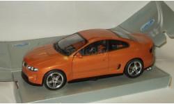 Понтиак Pontiac GTO Ram Air 2005 Welly 1:24 БЕСПЛАТНАЯ доставка