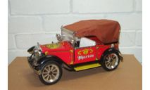 Большая Игрушка Машинка Форд Ford Фаэтон сделано в СССР завод Верхняя Пышма 1:12 25 см Длина 100 % Комплект Оригинал РАРИТЕТ, масштабная модель, scale12