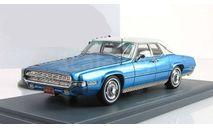 Форд Ford Thunderbird Landau Turqoise Metallic 1969 Neo 1:43 NEO44715 БЕСПЛАТНАЯ доставка, масштабная модель, Neo Scale Models, scale43