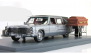 Кадиллак Cadillac S&S Hearse Катафалк 1966 Neo 1:43 NEO43897 БЕСПЛАТНАЯ доставка, масштабная модель, 1/43, Neo Scale Models