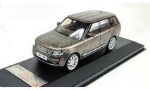 Range Rover Vogue 4x4 2013 Nara Bronze PremiumX 1:43 PRD305 БЕСПЛАТНАЯ доставка, масштабная модель, Premium X, Land Rover, scale43