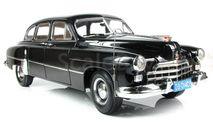Газ 12 Зим лимузин СССР 1950 Черный Paudi models 1:12 Лимит, масштабная модель, scale12