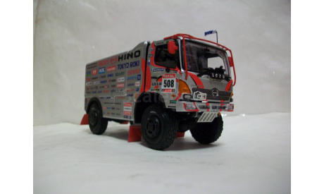 HINO 500, масштабная модель, 1:43, 1/43, Autoart