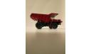 БелАЗ 540, масштабная модель, 1:43, 1/43