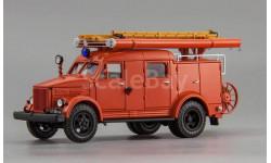 Пожарный автонасос ПМГ-21, масштабная модель, СарЛаб, scale43, ГАЗ