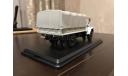 1154 - Горький-3308 4х4 (двигатель ЗМЗ-513) бортовой с тентом, Милиция (светомаскировка на фарах), масштабная модель, ГАЗ, Start Scale Models (SSM), 1:43, 1/43