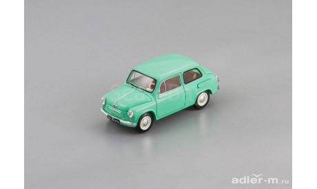 196503  -  ЗАЗ 965 1962 г. (бирюзовый) (шт.), масштабная модель, DiP Models, scale43