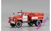 105232 - Горьковский автомобиль АЦУ-10(52) 1978 г. (Колгосп «Перемога»), DIP, масштабная модель, ГАЗ, DiP Models, scale43