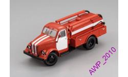 105130 - Горьковский автомобиль АЦУ-20(51)-60 1977, DIP, масштабная модель, ГАЗ, DiP Models, scale43