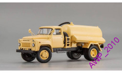 105319 - Горьковский автомобиль АНМ-53А Ассенизаторная машина (1977 г.), DIP, масштабная модель, ГАЗ, DiP Models, 1:43, 1/43