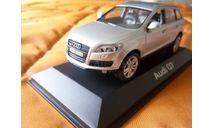 Audi Q7, масштабная модель, Schuco, 1:43, 1/43