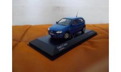 Opel Corsa, масштабная модель, Minichamps, scale43