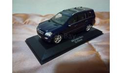 Mercedes Benz GL, масштабная модель, Mercedes-Benz, Minichamps, 1:43, 1/43