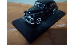 Opel Kapitan, масштабная модель, WhiteBox, 1:43, 1/43