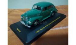 Opel Kapitan, масштабная модель, IXO Museum (серия MUS), scale43