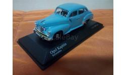 Opel Kapitan 1951, масштабная модель, Minichamps, scale43