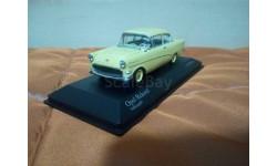 Opel Rekord P1, масштабная модель, Minichamps, scale43