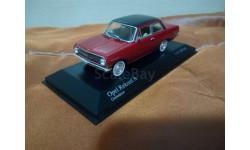 Opel Rekord A, масштабная модель, Minichamps, scale43