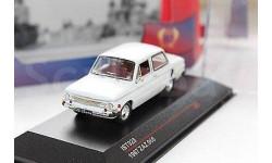 Заз 966 Запорожец, масштабная модель, IST Models, scale43