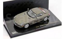 Mercedes SLS AMG 2010, масштабная модель, 1:43, 1/43, IXO Road (серии MOC, CLC), Mercedes-Benz