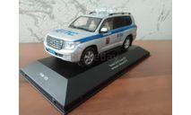 Toyota Land Cruiser 200 4х4 Dip VVM VVM103 Полиция Милиция ДПС Москва Тойота, масштабная модель, VMM/VVM, 1:43, 1/43
