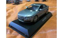 Audi A8(D4), масштабная модель, Kyosho, 1:43, 1/43