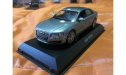 Audi A8(D4), масштабная модель, Kyosho, scale43