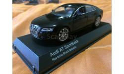 Audi A7 sportback, масштабная модель, Kyosho, 1:43, 1/43