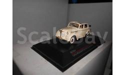 Москвич 400 кабриолет, масштабная модель, IST Models, 1:43, 1/43