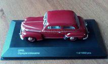 Opel Olympia, масштабная модель, 1:43, 1/43, WhiteBox