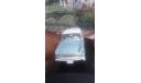 Opel Olimpia Rekord P1, масштабная модель, scale43, WhiteBox